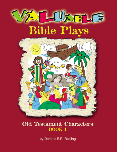 VALUable Bible Tools Old Testament Plays Book 1 (Download)